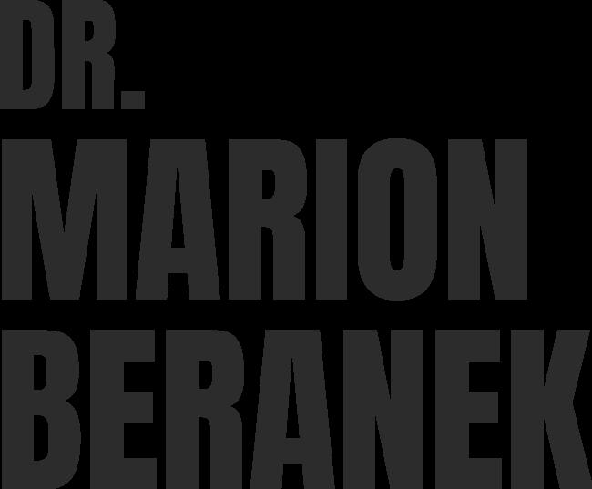 Logo von Drin. Marion Beranek